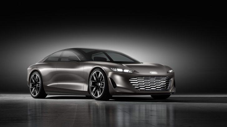 Özel jetlerin konforu yollarda: Audi grandsphere