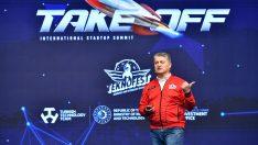 """TOGG CEO'su M. Gürcan Karakaş; """"Oyunun kuralını değiştiren start-up'lar radarımızda"""""""