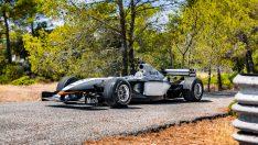 İlk sahibinden satılık Formula 1 aracı