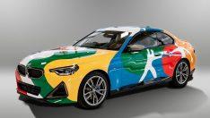 BMW M240i Coupe Meksika'da sanat eserine dönüştü