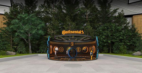 Türkiye'nin ilk dijital Autoshow'unda Continental geleceğin teknolojisini sergileyecek