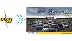 Sharz.net Teknoloji Meraklılarını Elektrikli Sürüş Haftası'na Davet Ediyor!