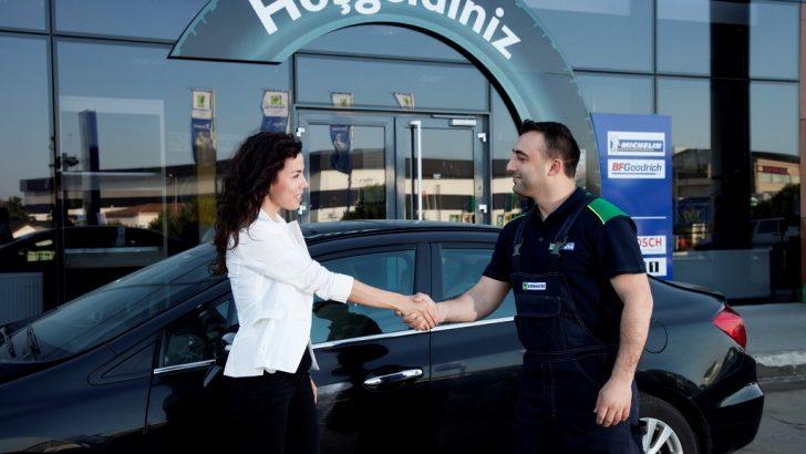 Euromaster'dan Araçlara Ücretsiz 11 Nokta Kontrolü!