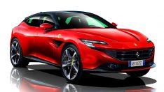 Ferrari V12 motoruna turbo desteği getiriyor