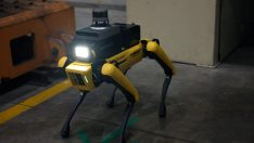 Hyundai Boston Dynamics İle Güvenlik Robotu Üretti.
