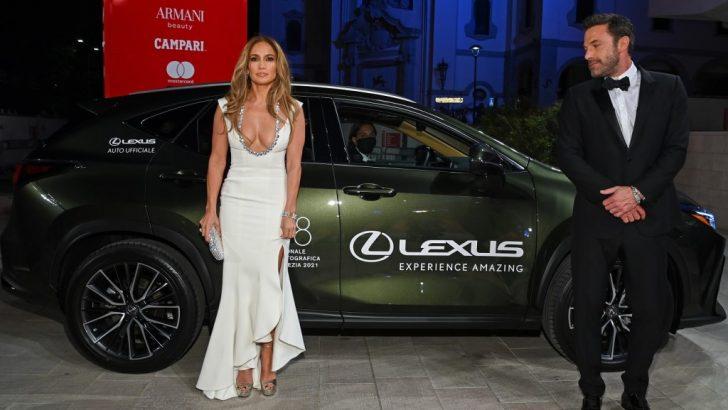 Lexus 78. Venedik Film Festivali'nde Yıldızları Ağırladı