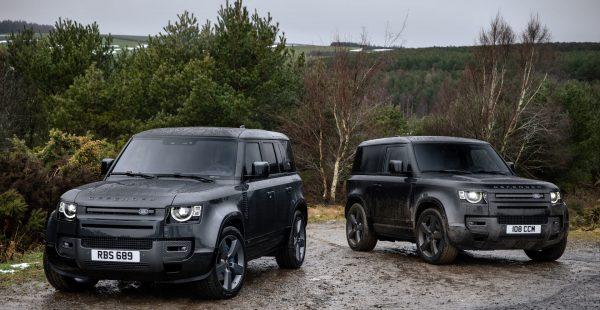 Land Rover'ın daha büyük bir Defender geliştirdiği bildirildi