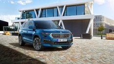 ŠKODA Yenilenen KODIAQ ile SUV Başarısını Daha İleriye Taşıyor