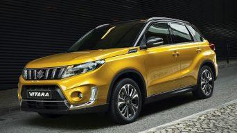 Suzuki'den Vitara Hibrit'te Autoshow Mobility'e Özel Faizli Kredi Fırsatı!