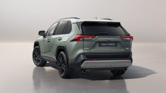 "Toyota RAV4 Ailesinin Maceracı Yeni Üyesi ""RAV4 ADVENTURE"""