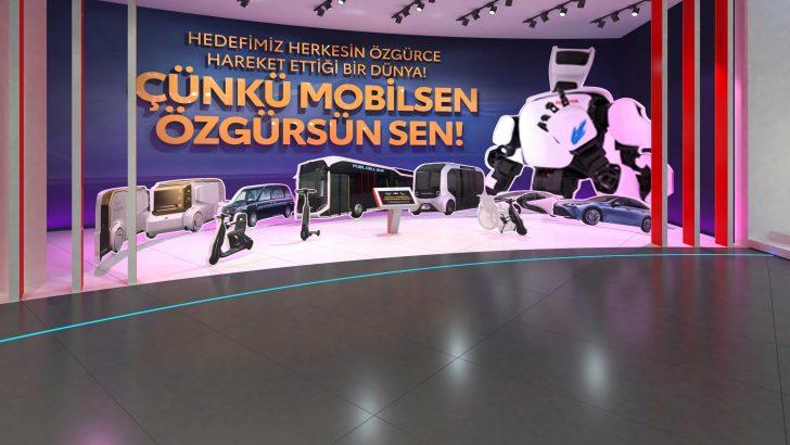 TOYOTA DÜŞÜK EMİSYON REKORU KIRAN HİBRİTLERİYLE AUTOSHOW 2021'DE