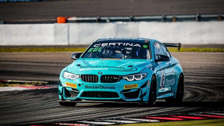 Borusan Otomotiv Motorsport GT4 Avrupa Serisi İçin Barselona'da