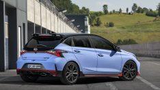 Hyundai i20 N Top Gear Hız Haftası Şampiyonu Oldu.