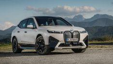 Yeni Nesil Elektrikli Dev ; BMW İX