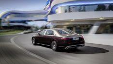 Yeni Mercedes-Maybach S-Serisi Türkiye'de !