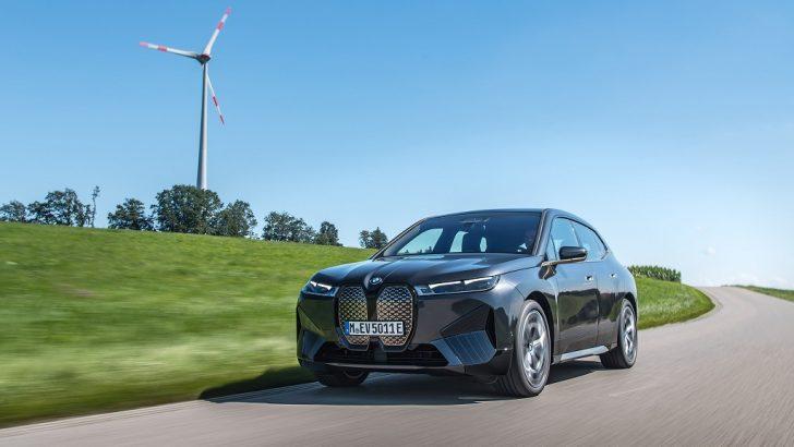 BMW'nin Elektrikli Amiral Gemisi iX Ön Siparişe Açıldı !
